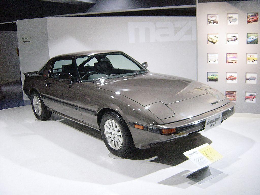 Rotary Engine - Mazda RX-7