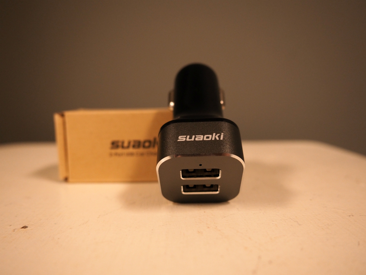 Suaoki USB Charger Review 001