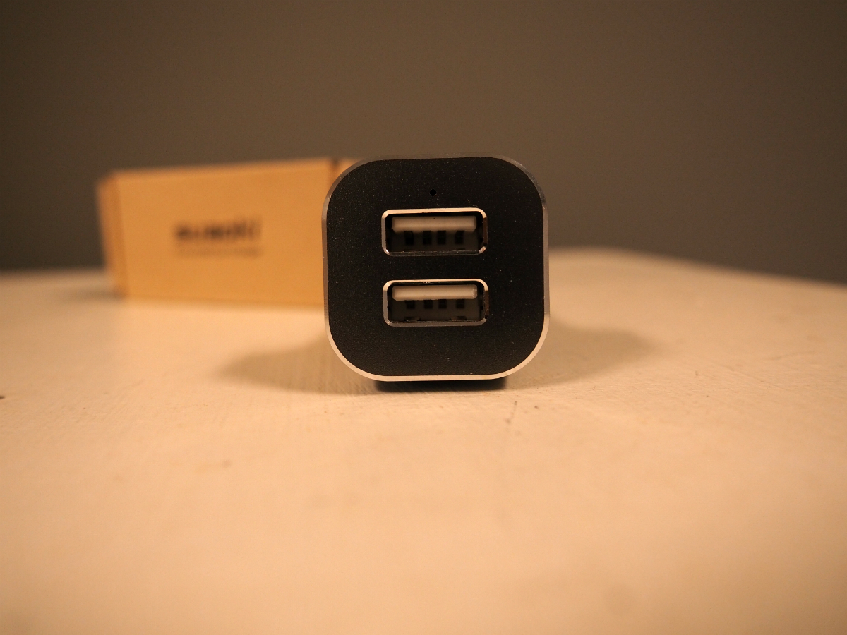 Suaoki USB Charger Review 003