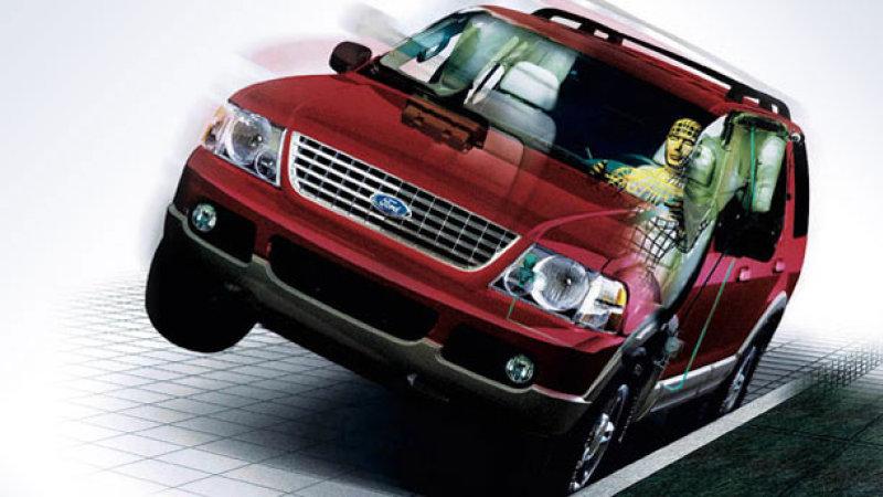 VW Crisis - Ford Explorer
