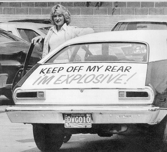 VW Crisis - Ford Pinto