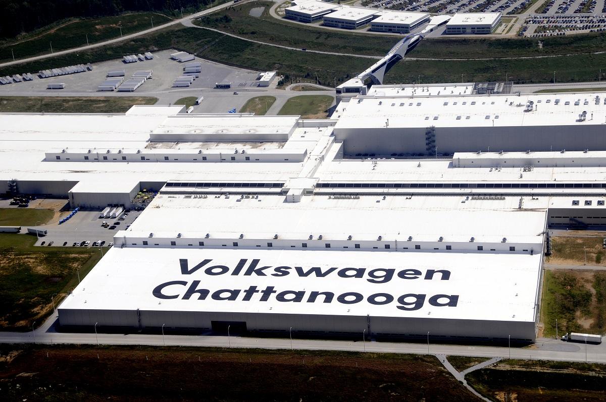 VW chatanooga