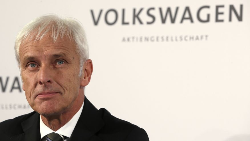 Volkswagen mueller