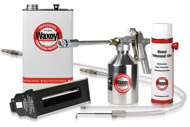 Waxoyl Products