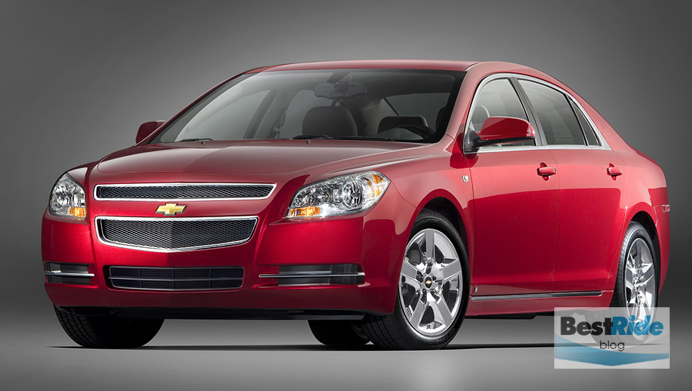 All-new model; widely praised by auto media; North American Car