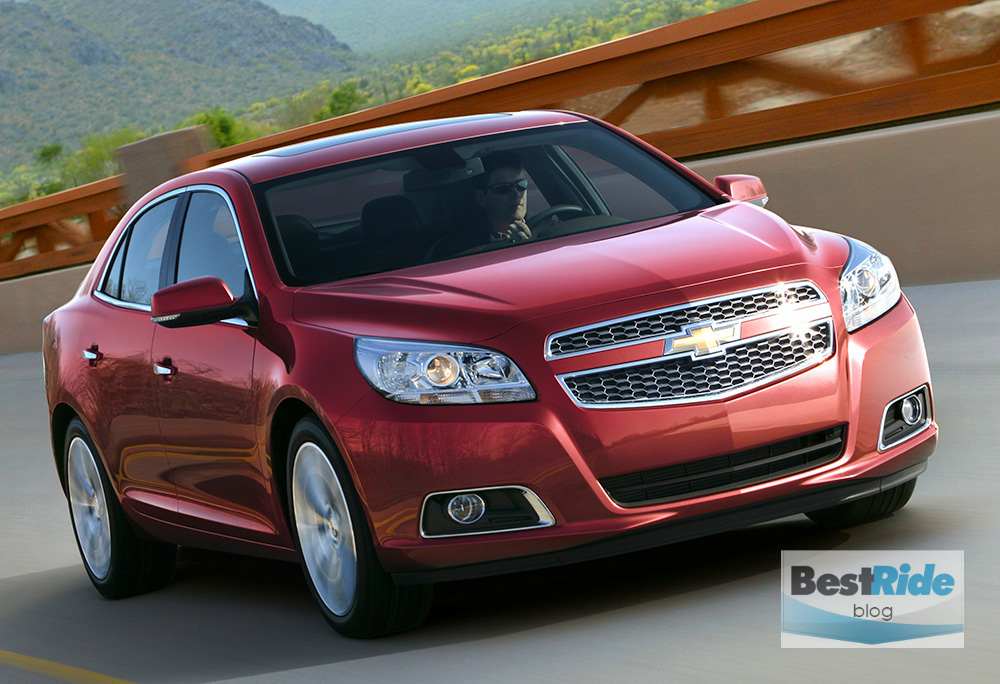 Chevrolet's first global midsize model to be sold in 100 marke