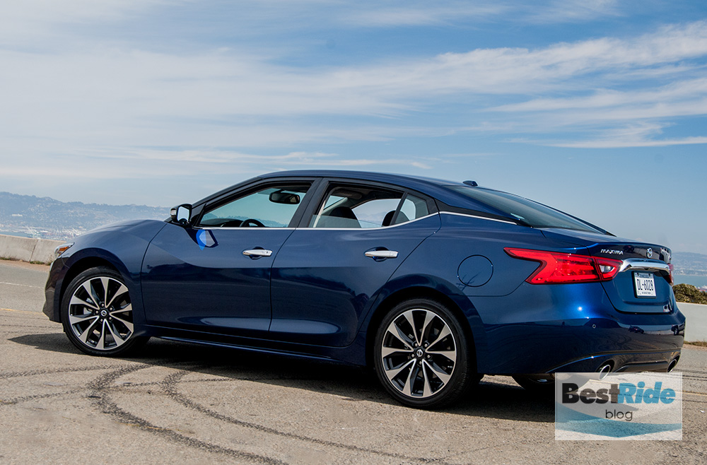 Review 2016 Nissan Maxima Sr Maximum Distinctiveness