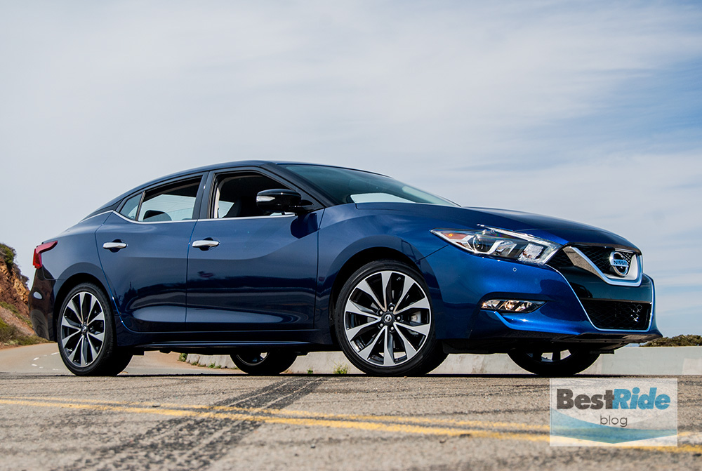 Unique REVIEW 2016 Nissan Maxima SR  Maximum Distinctiveness