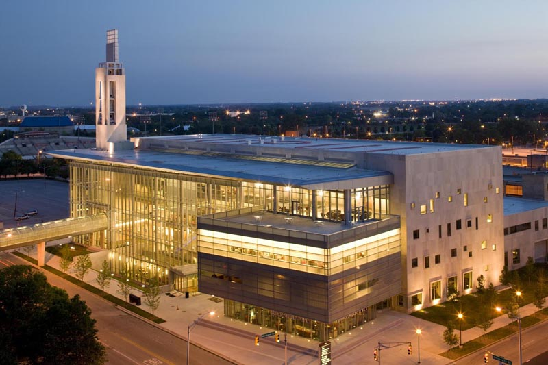 10 Colleges - IUPUI-Student-Center-