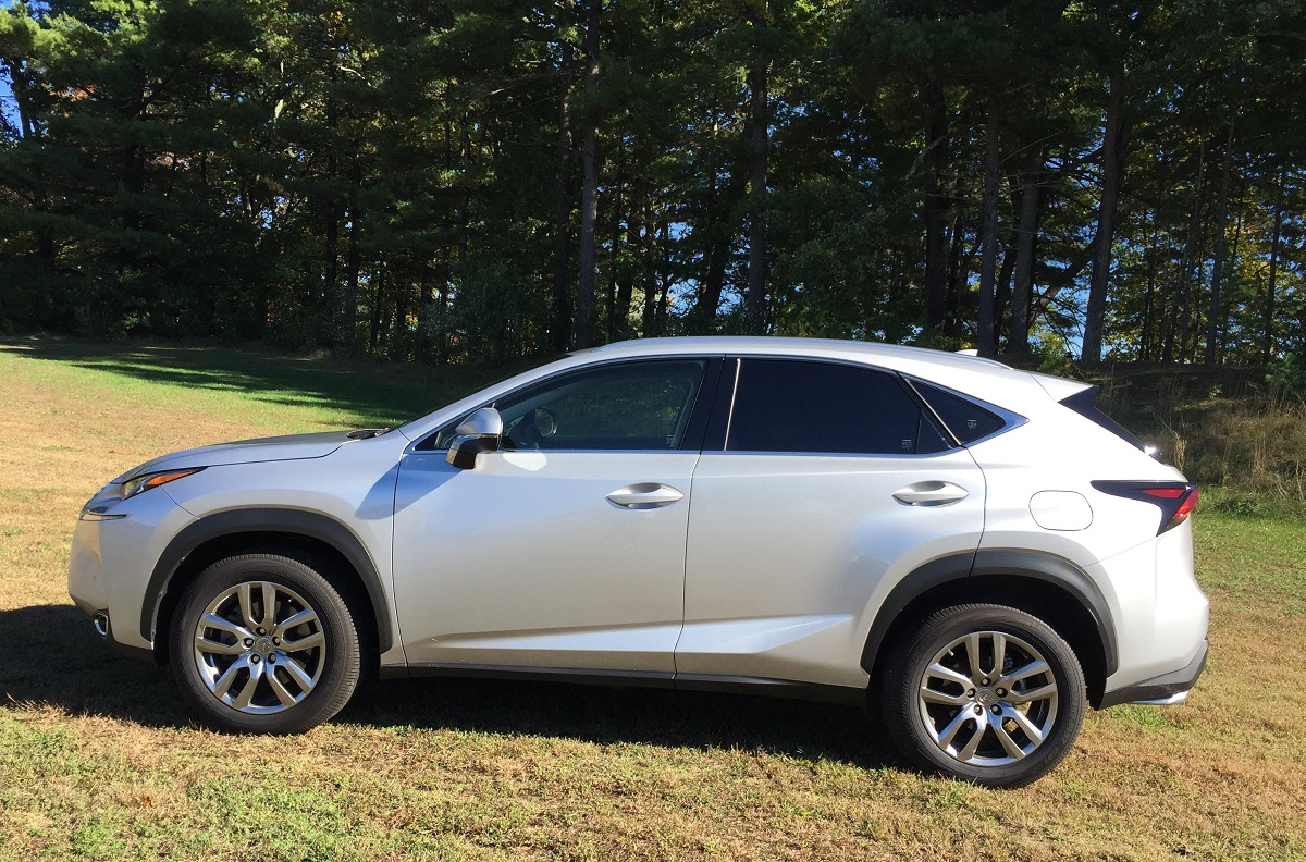 Cool Blog Post  REVIEW 2015 Lexus NX 200t  A Luxury Compact Crossover That Deli
