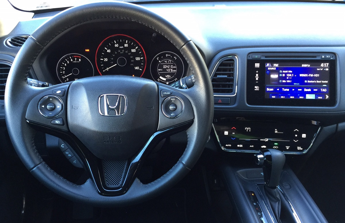 2016 Honda Hr V Photos Videos Amp 360 Official Site 2017