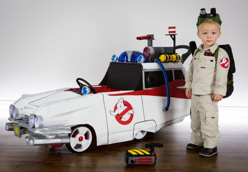 Mad Max Power Wheels is the Only Way to Do Halloween ...