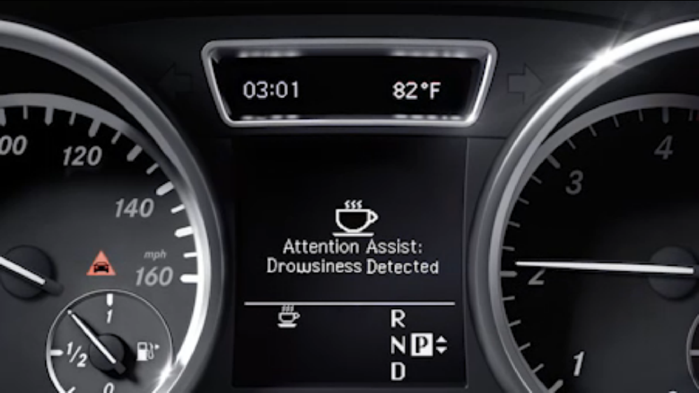 MB driver assist image