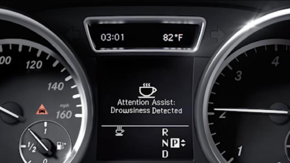 MB driver assist image