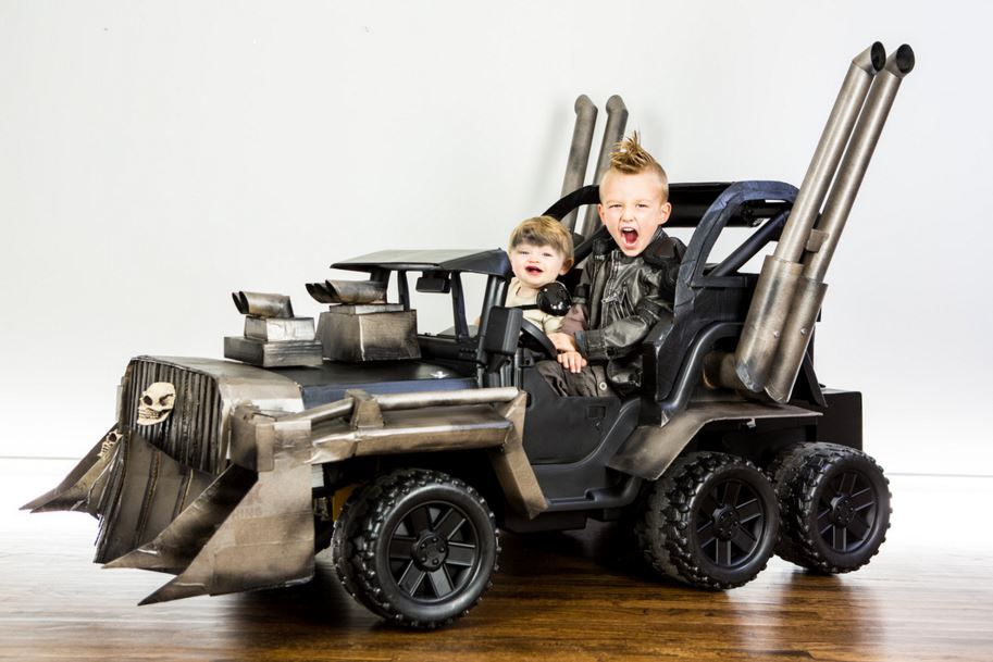 Mad Max Power Wheels