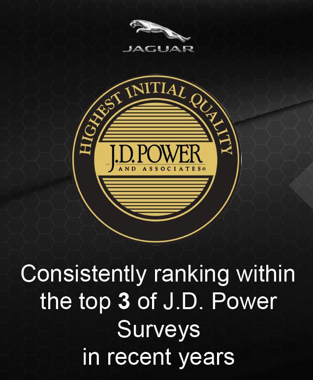 jaguar 3 JD power