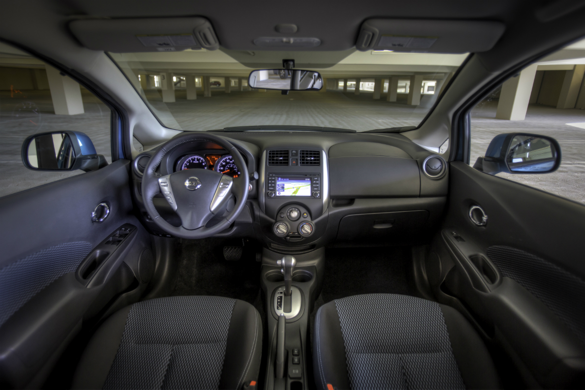 Beautiful 2014 Nissan Versa Note Press Photo 49