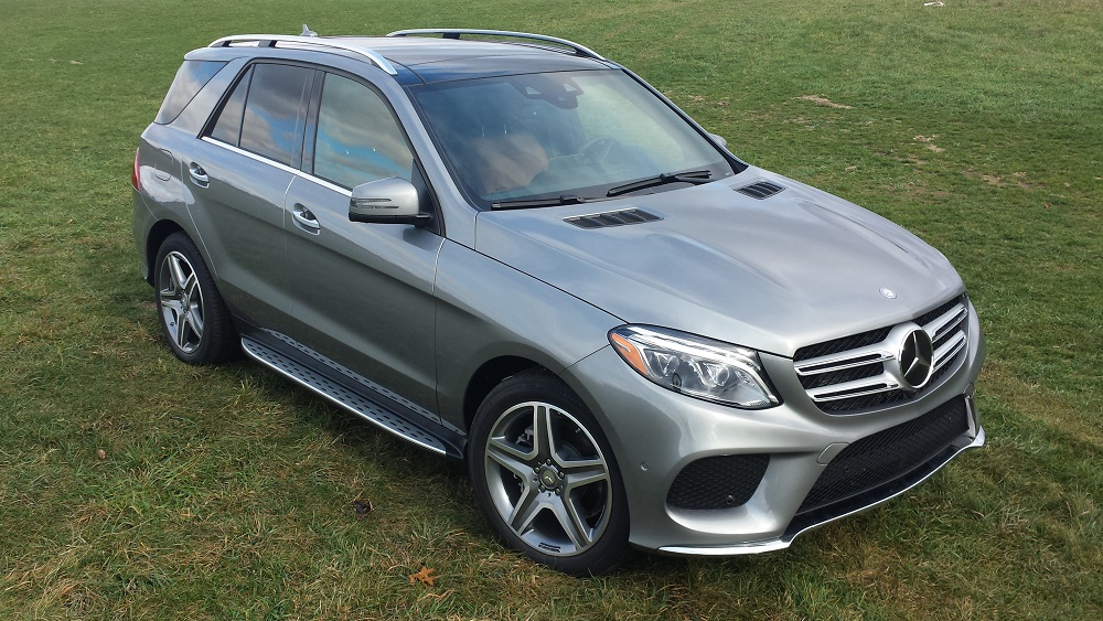 2017 Mercedes Benz Gle400 4matic Best New Cars For 2018
