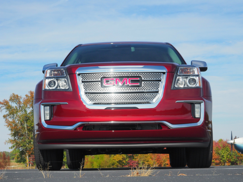 2016 GMC Terrain Denali Photo Shoot 001