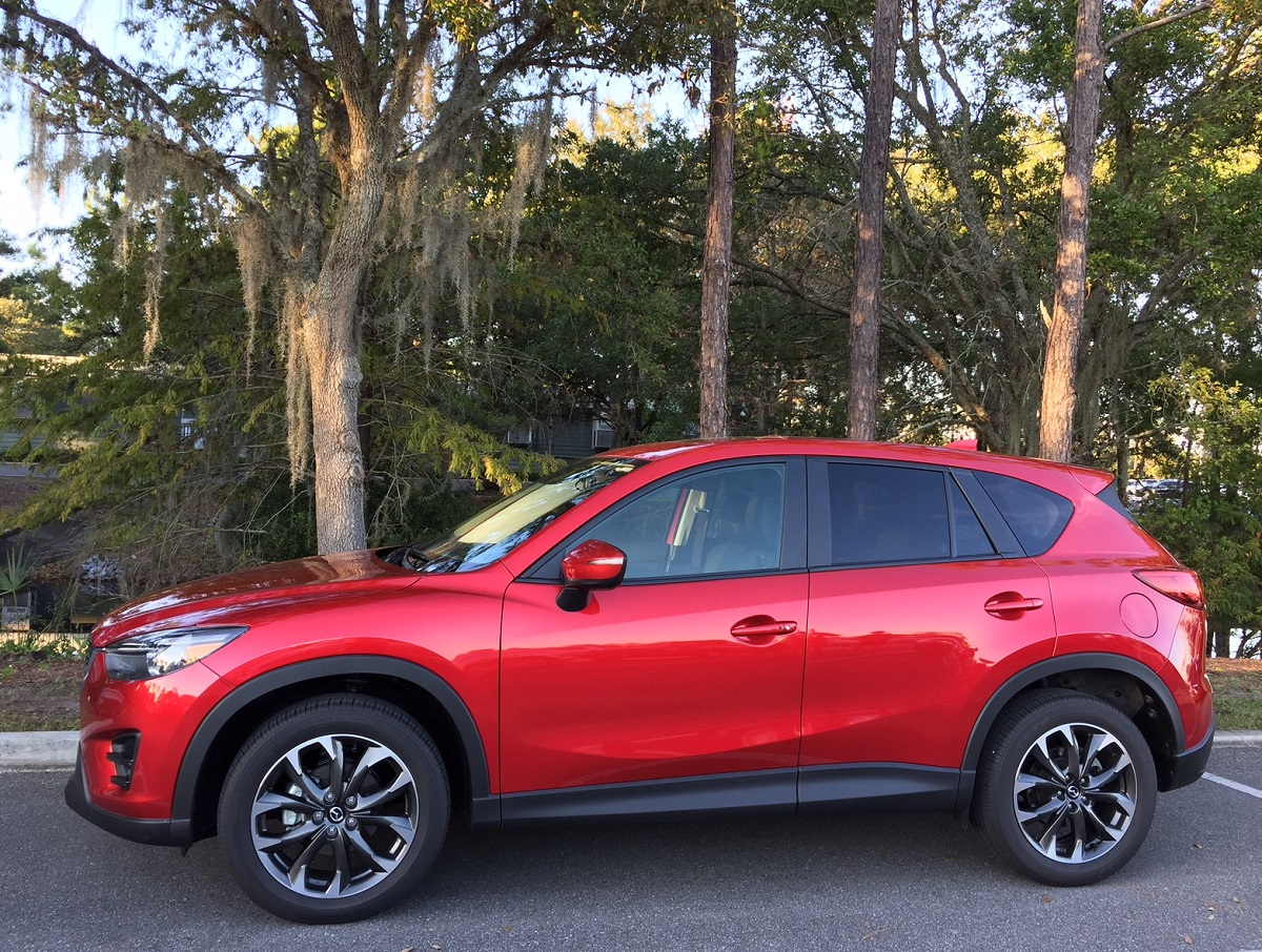 blog post review 2016 mazda cx 5 grand touring is style. Black Bedroom Furniture Sets. Home Design Ideas