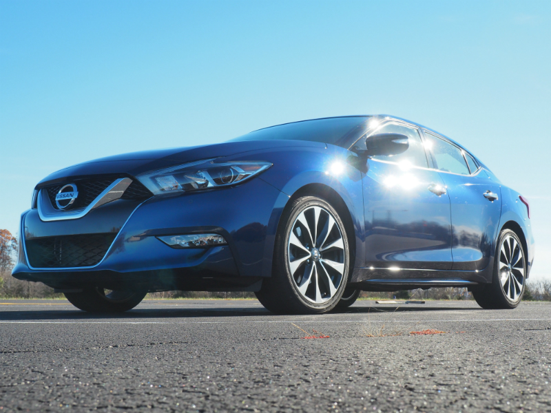 2016 Nissan Maxima SR Photo Shoot 001
