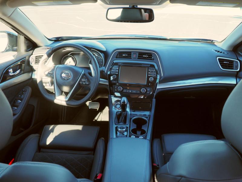 2016 Nissan Maxima SR Photo Shoot 005