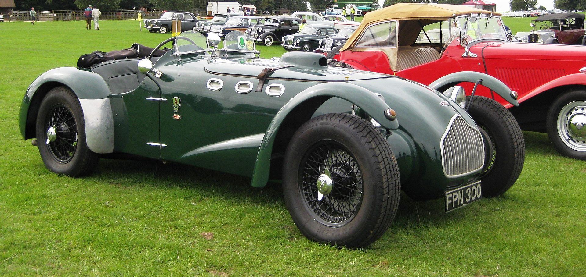 British Cars - Allard J2