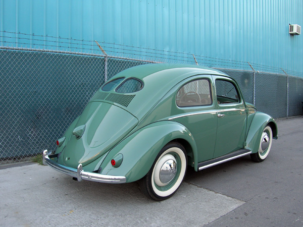 British Cars - VW Typ 1