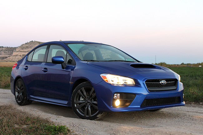 The Wrx Now Feels Like It Is Sliding Across Dirt Searching For Traction As All Wheel Drive System With Active