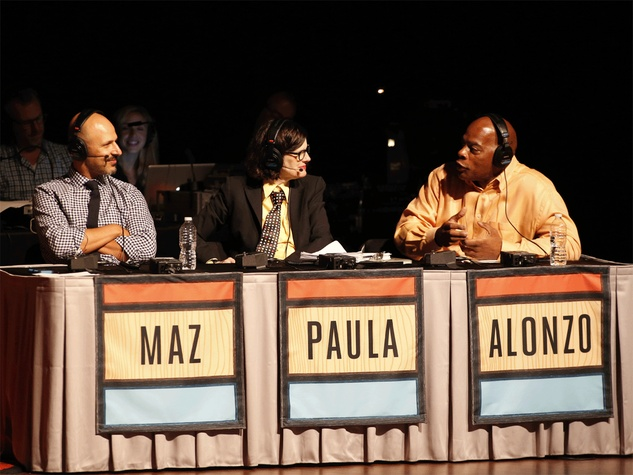 LA Auto Show - Alonzo Wait Wait