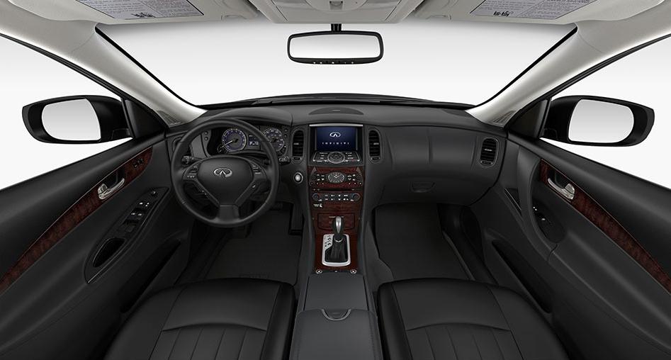 QX50 interior Mfg image 1