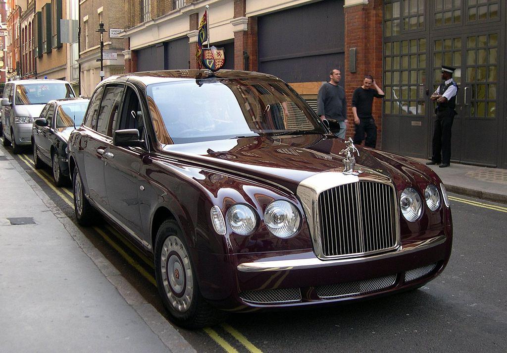 Queen Bentley State Limousine