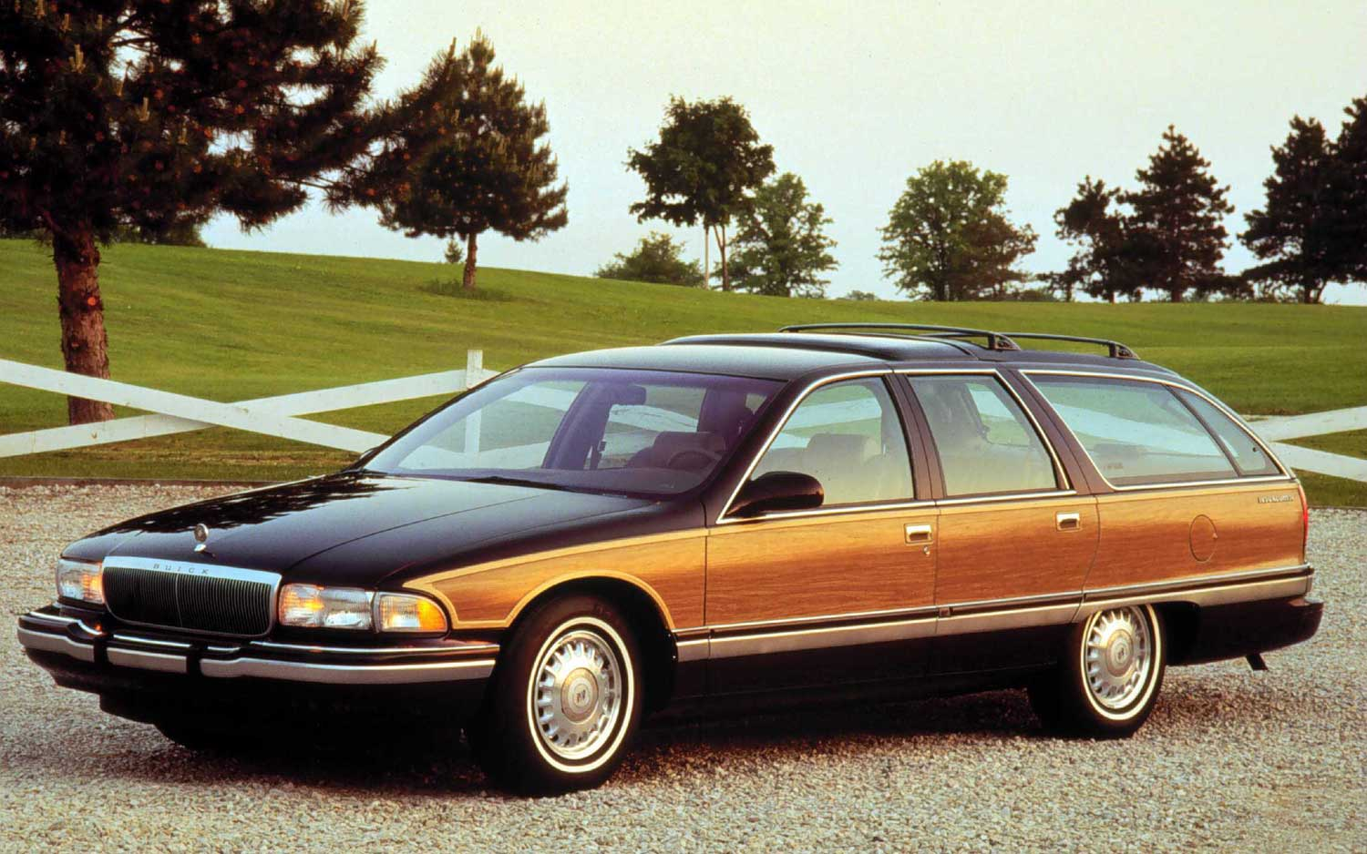 Thanksgiving Station Wagons - Roadmaster