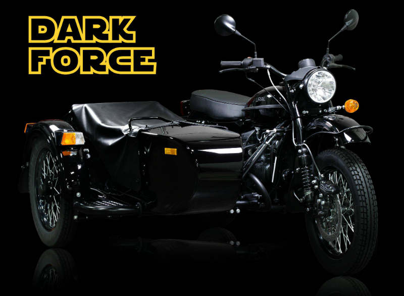 Ural Dark Force 001