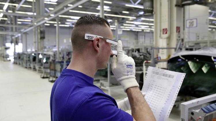 VW 3D Glasses