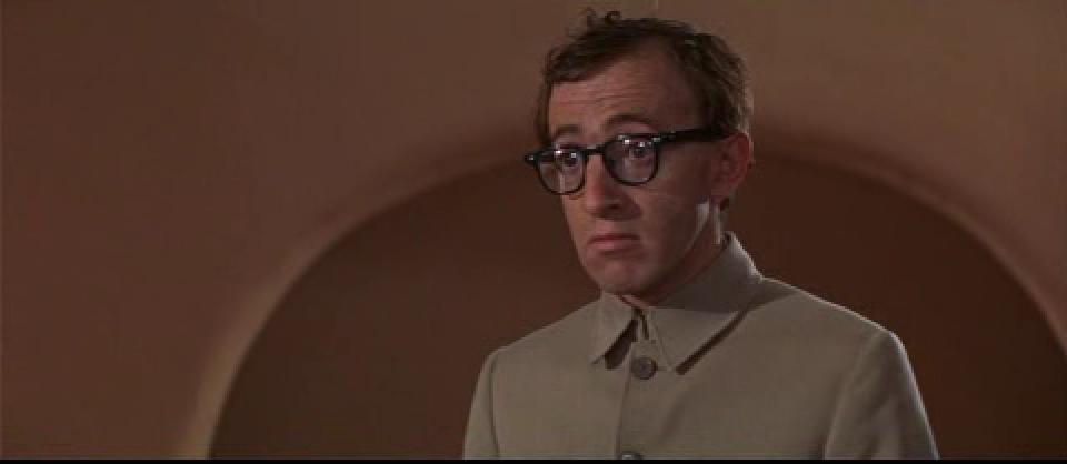 Woody Allen James Bond