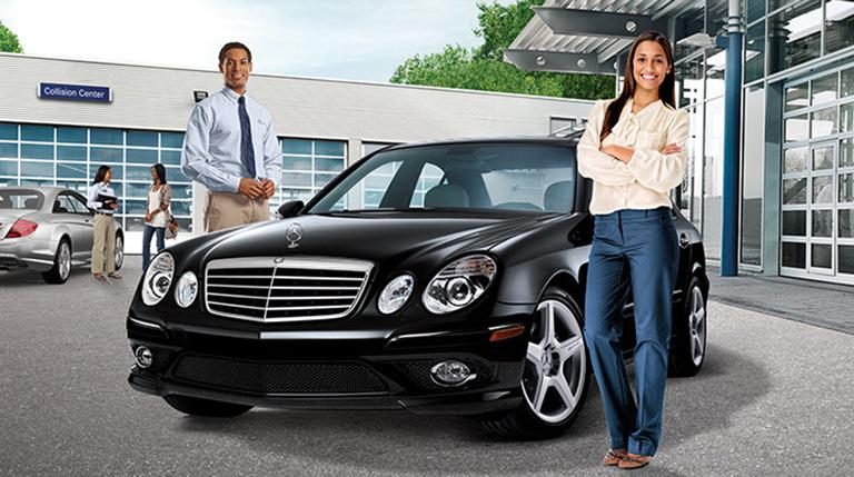 dealership mercedes image