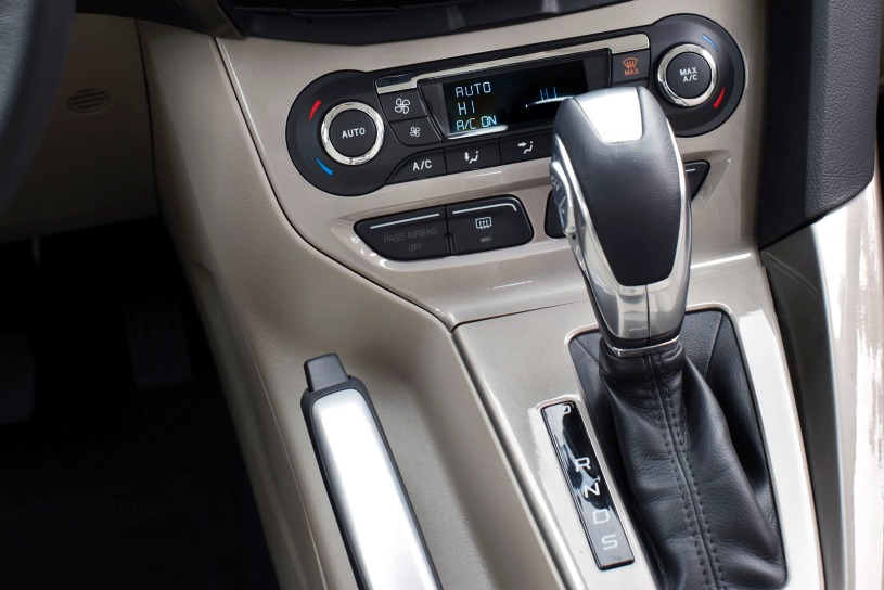 2013 Ford Focus Interior