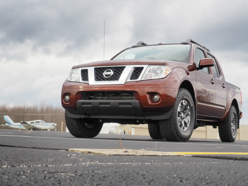 2016 Nissan Frontier PRO-4X Photo Shoot 001