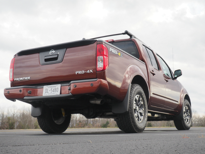2016 Nissan Frontier PRO-4X Photo Shoot 002