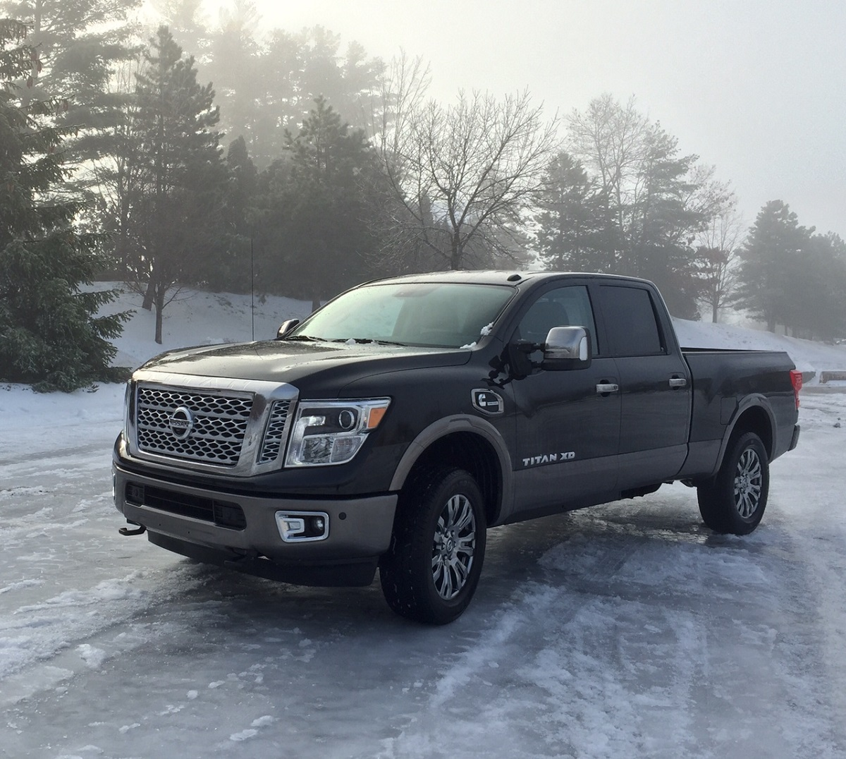 REVIEW: 2016 Nissan Titan XD