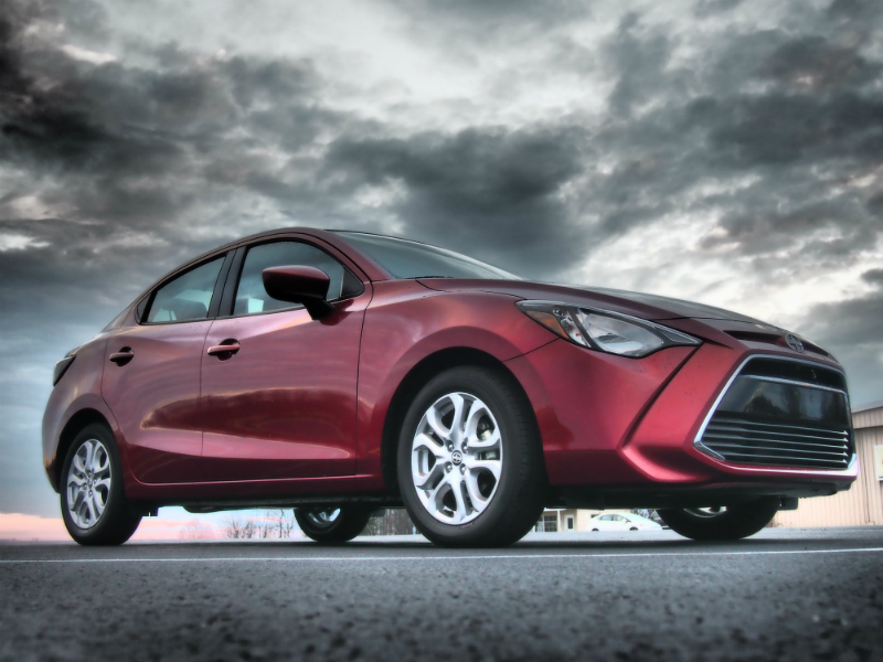 2016 Scion iA Photo Shoot 001