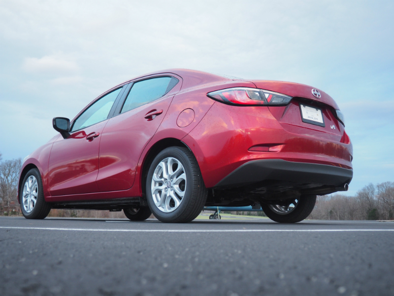 2016 Scion iA Photo Shoot 008