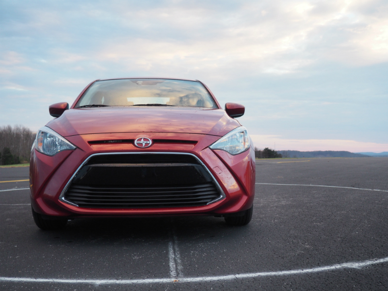 2016 Scion iA Photo Shoot 009