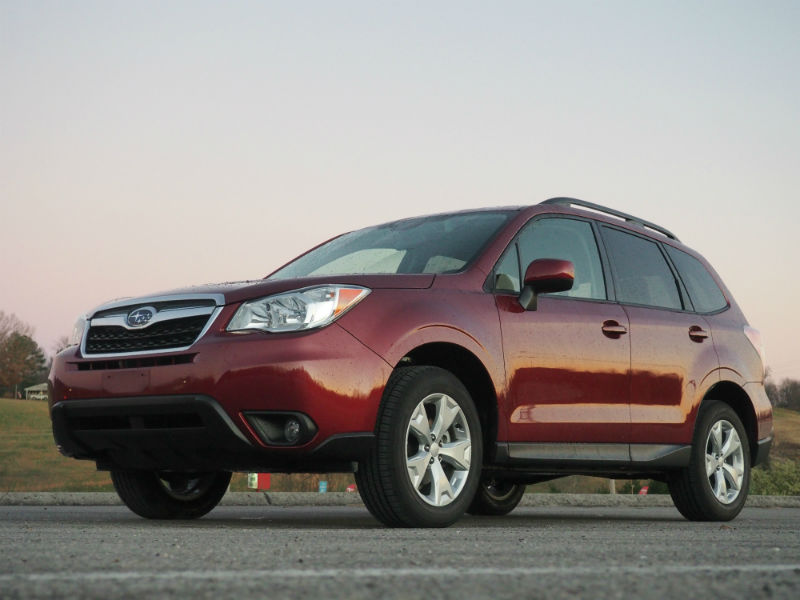 2016 Subaru Forester Photo Shoot 001