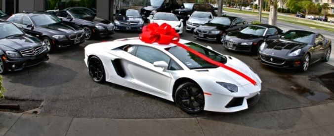 Buyers Guide - Top 5 Used Vehicle Christmas Gifts Under $25K
