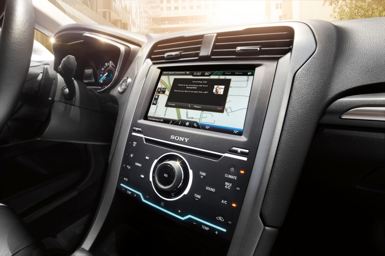 MyFord Touch Siri Eyes Free integration