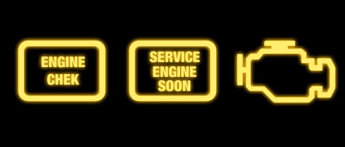 Check Engine Photo