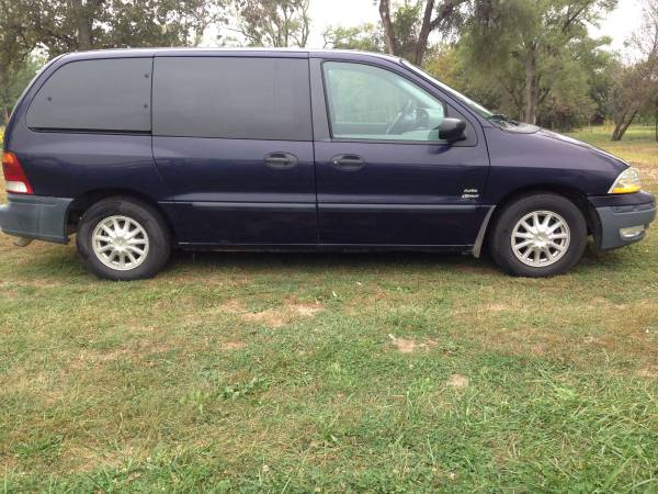 Craigslist Find Diesel Swapped Ford Windstar Yes Really Bestride