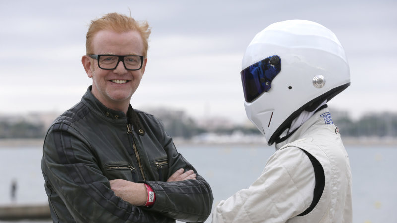 Evans Stig Top Gear